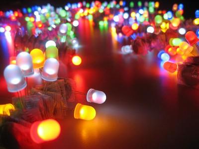 J'utilise la LED pour m'éclairer et vous?