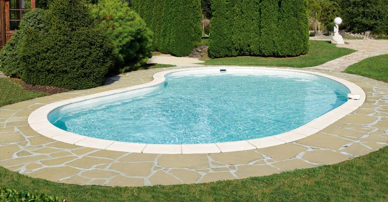 La piscine un moment de d tente for Piscine dans le sol