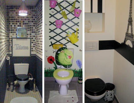 Comment decorer sa toilette - Decoration de toilettes zen ...