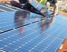 Énergie solaire et politique !