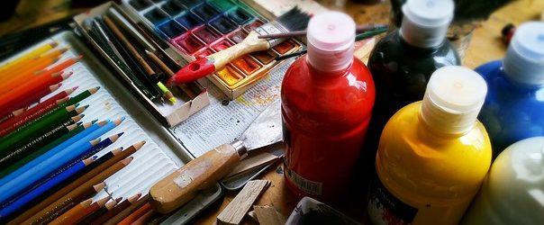 peinture faite maison