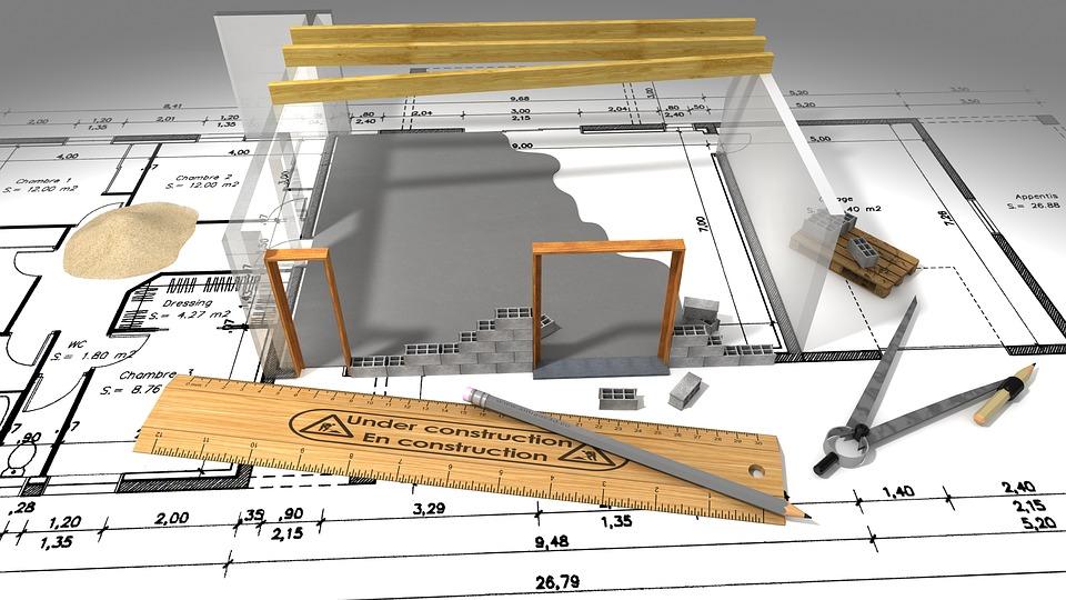 chantier maison
