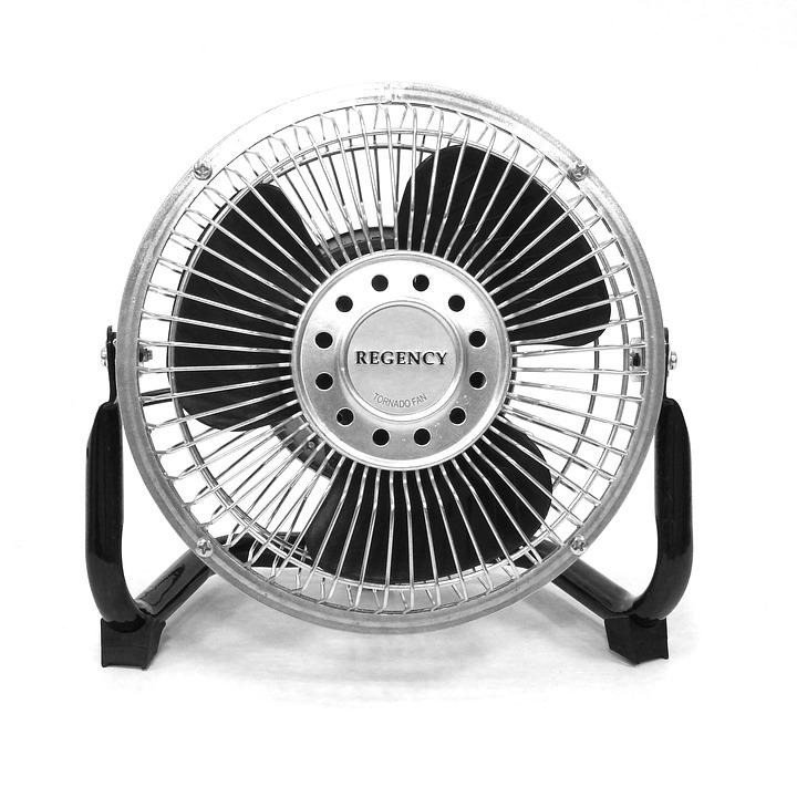 Les ventilateur et les diffuseurs